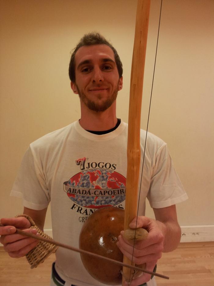 Graduado Manjericao - Abadá Capoeira Reims