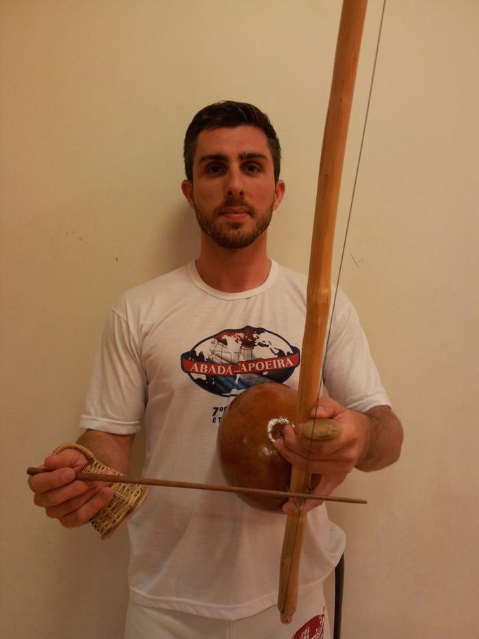 Graduado Maracuja - Abadá Capoeira Reims