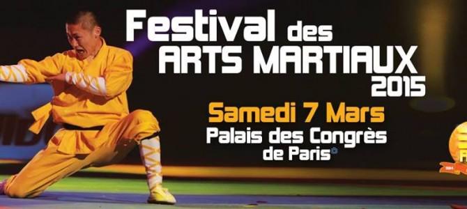 Abadà-Capoeira au 30ème festival des arts martiaux de Paris