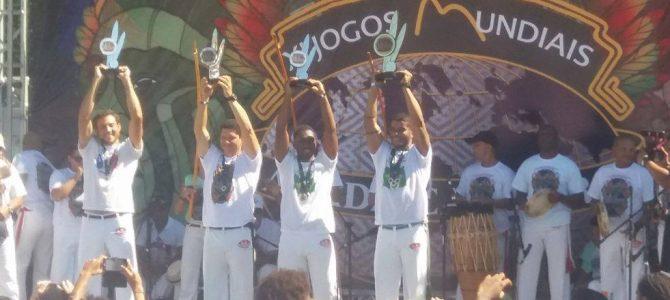 XIèmes Jeux Mondiaux de Capoeira : un Rémois sur le podium