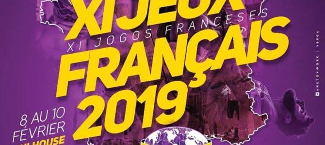 XIème Jeux Français 8,9 et 10 Février à Mulhouse